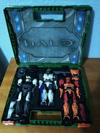 Figuras Halo: Collectors case - Mega Bloks
