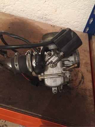 Carburador piaggio 125 4t