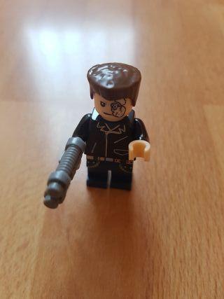 Figura de LEGO de Terminator