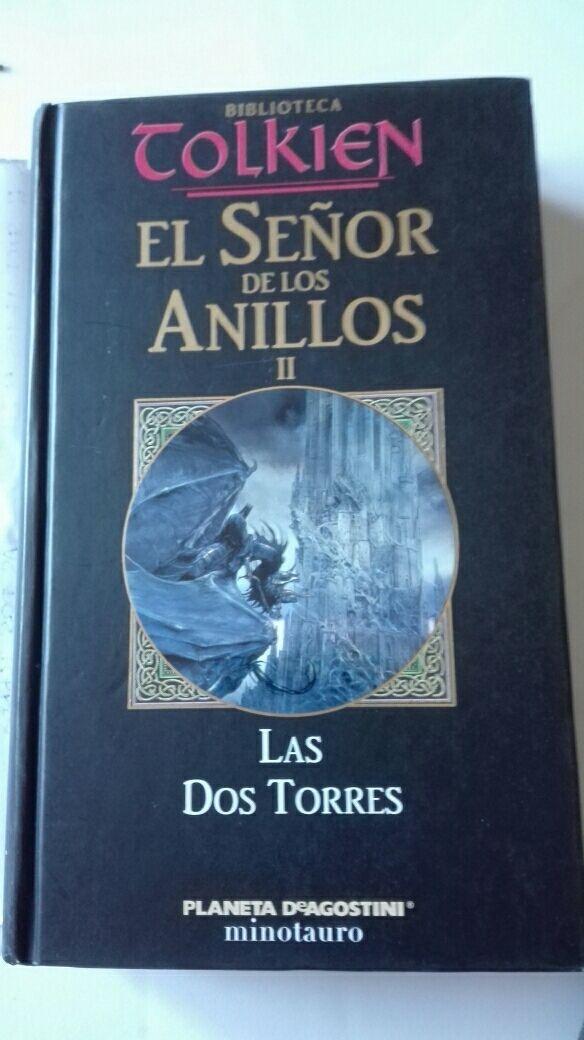 EL SEÑOR DE LOS ANILLOS - LAS DOS TORRES - TOLKIEN