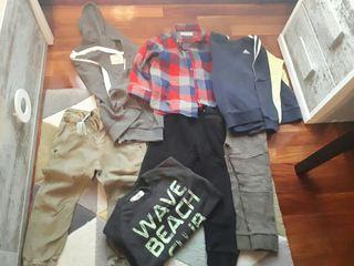 ropa niño t.5
