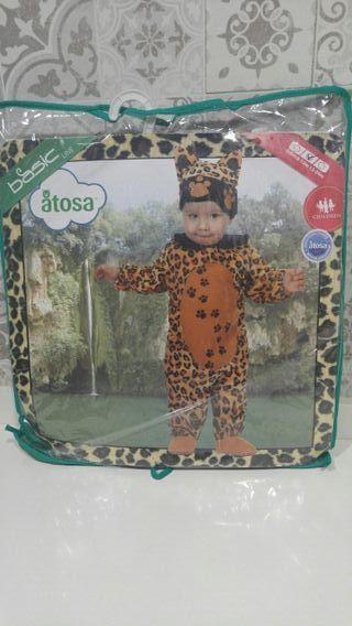 disfraz de leopardo. Nuevo