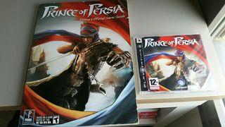 Prince of Persia PS3 + guia oficial en inglés