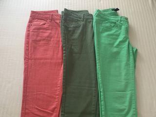 Pants used 2