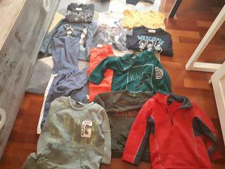 ropa niño t.4