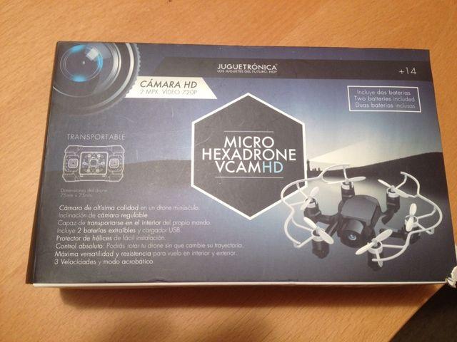 Drone vcam hd