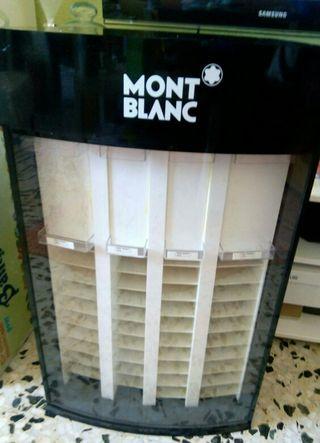 mont blanc mueble vitrina expositor