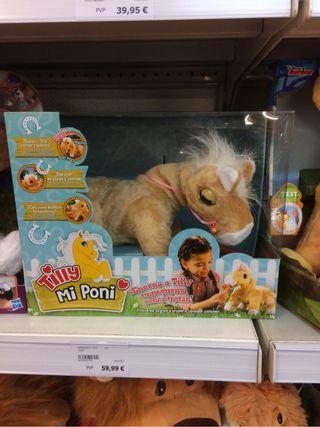 Caballo juguete