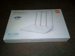 router xiaomi mirouter 3