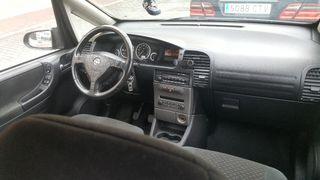 vendo opel zafira 2.0 diesel 7 plazas 238000