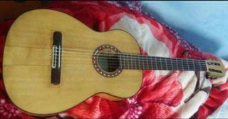 Guitarra flamenca me urge esta semana solo