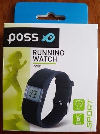RUNNING WATCH POSS PW01
