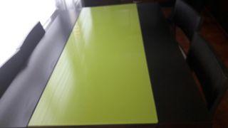 juego mesa cocina+4 sillas