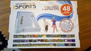 Consola advance system interactive tv