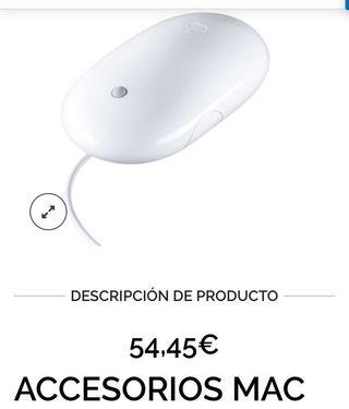Ratón Apple Mouse