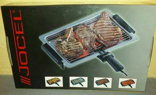 Plancha parrilla de cocina