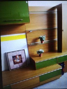 Mueble comedor chapa madera.