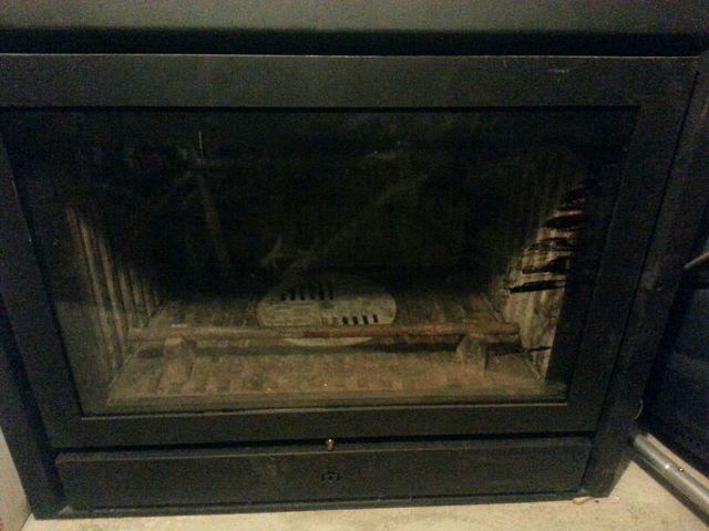 Caset chimenea con turbina aire caliente de segunda mano - Chimeneas de segunda mano ...