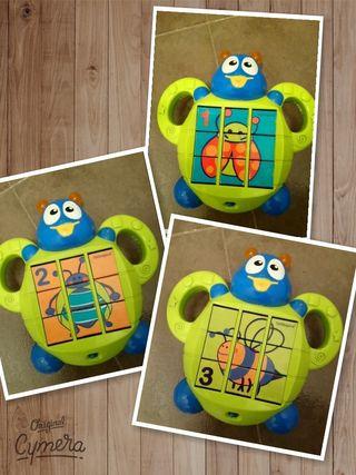 puzzle juguete