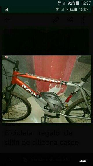 .bicicleta de montaña ago de cuento