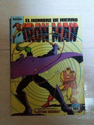 Comic de Iron man n:5