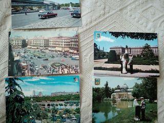 Postales de Madrid años 60/70