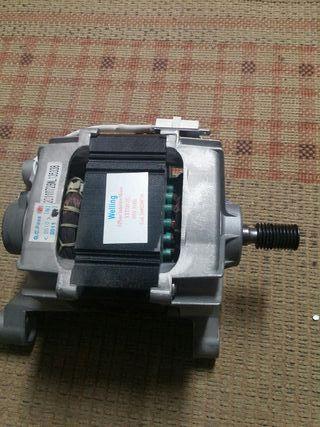 motor induccion lavadora