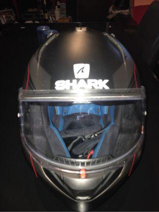 Cascos shark y schuberth