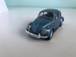 Maqueta de coche Volkswagen Escarabajo