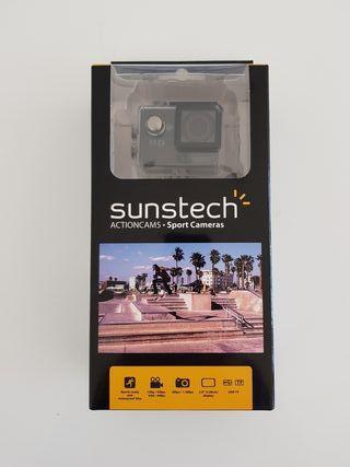 Cámara deportiva Sunstech Actioncam5 sin estrenar