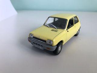 Maqueta de coche Renault 5