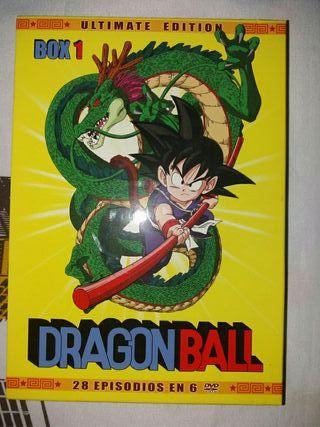 serie dragon ball Box 1