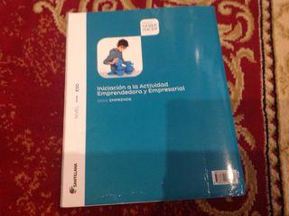 IAEE libro de economia 1 eso