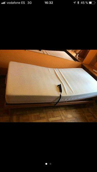 cama 90 articulada