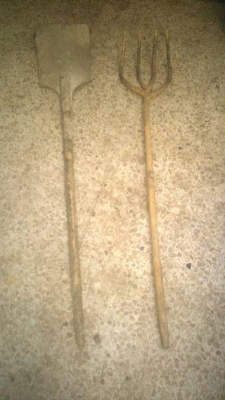horca de madera