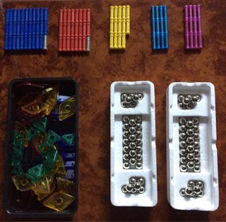 Pack Geomag 236 piezas