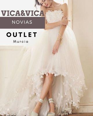 Vestidos de novia outlet en murcia