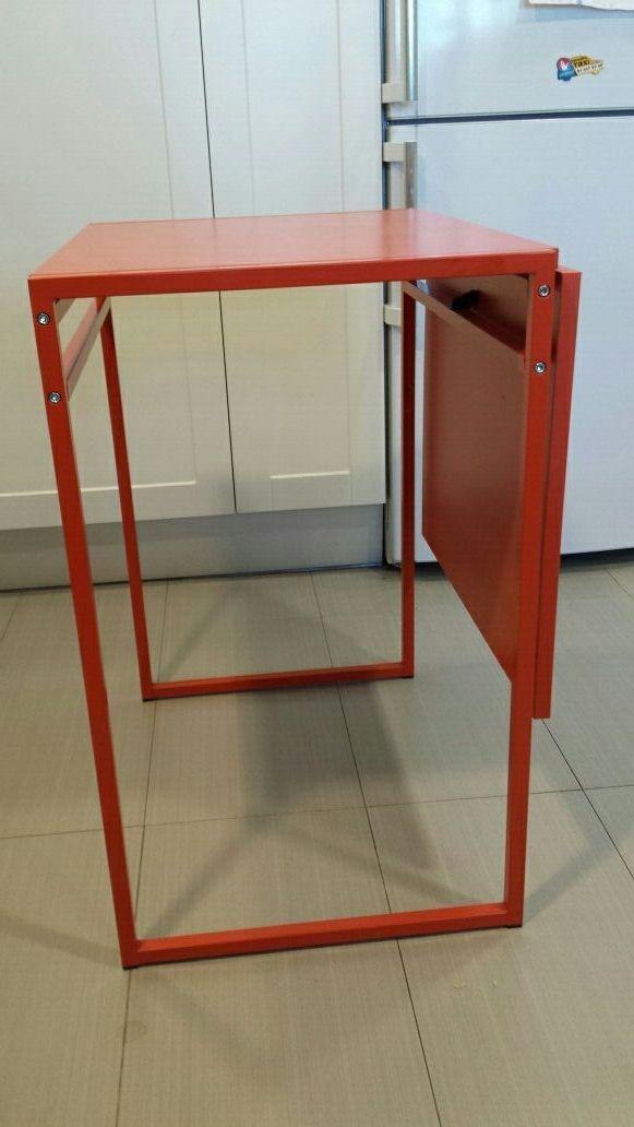 Mesa plegable de cocina Ikea de segunda mano por 29 € en Madrid ...