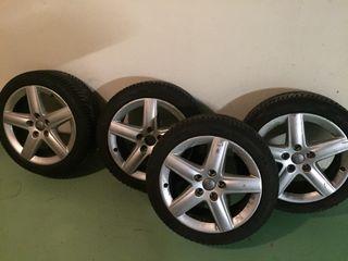 "Llanta 17"" Audi"