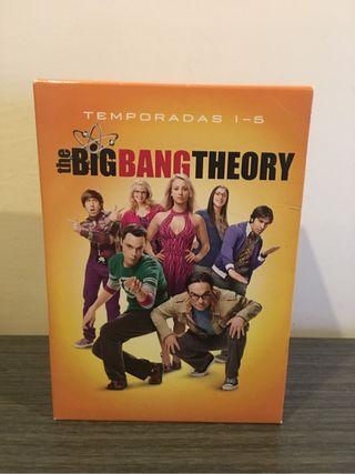 Big bang theory (T 1 a 5)
