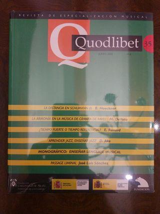 Revista Quodlibet n. 35