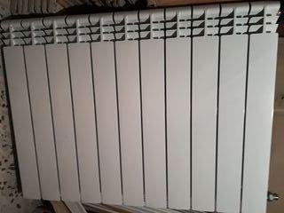 radiador en perfecto estado casi sin uso