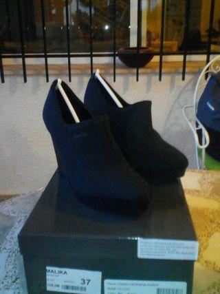 Zapatos de cuña Calvin Klein
