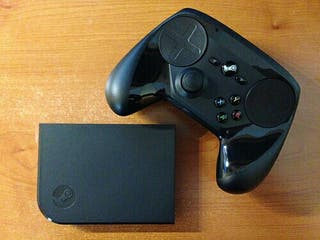 MANDO PC STEAM CONTROLLER Y STEAM LINK