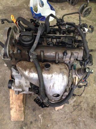 Despiece de motor cogido bby