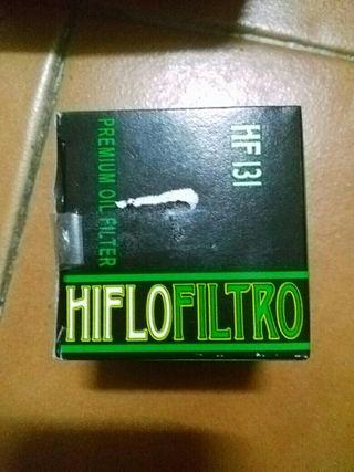 filtros aceite moto