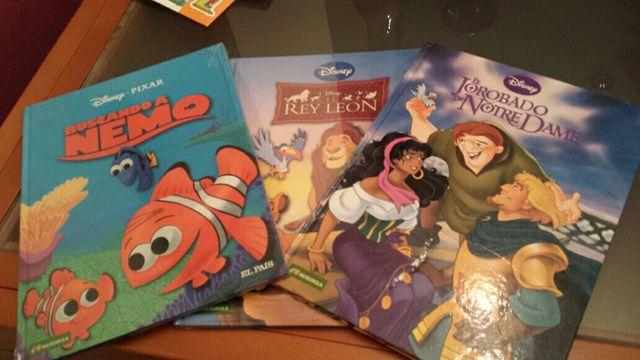 lote 3 cuentos infantiles