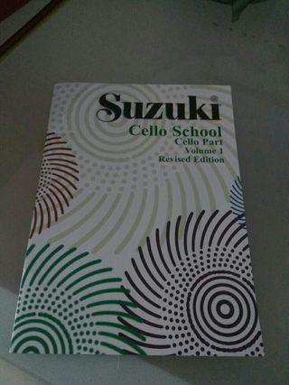 Libro Suzuki Chello