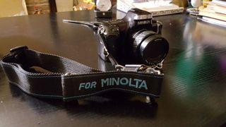 Cámara analógica Minolta Dinax 5000i