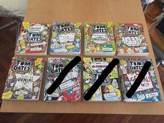 Libros Tom Gates